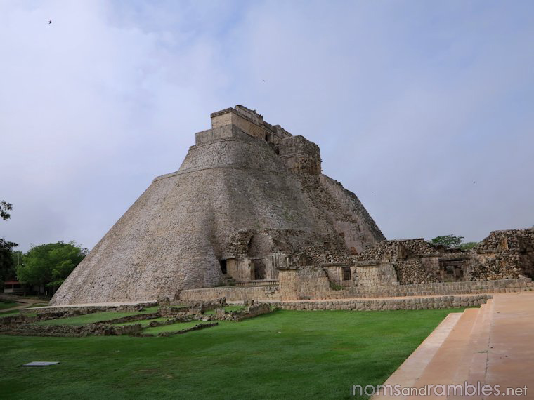 Pyramid of the Magician