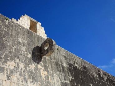 The Great Ballcourt - Chichen Itza