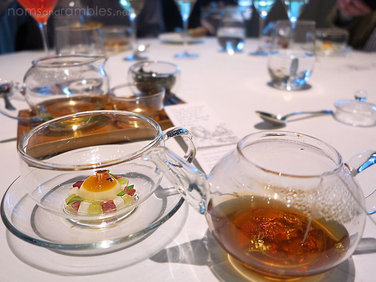 Mad Hatter's Tea Party - Mock Turtle Soup